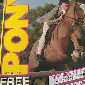 11980s Pony mag
